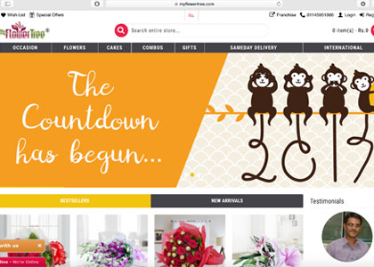 MyFlowerTree Promo Codes | Coupons | Offers