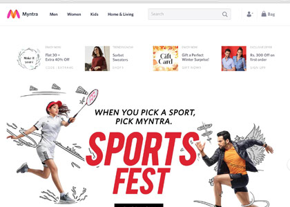 Myntra Promo Codes | Coupons | Offers