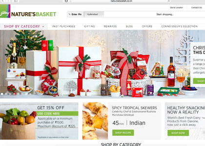 Naturesbasket Promo Codes | Coupons | Offers