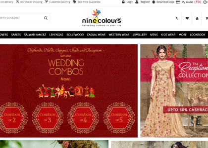 Ninecolours Promo Codes   Coupons   Offers