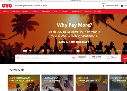 OYO Rooms Promo Codes | Coupons | Offers