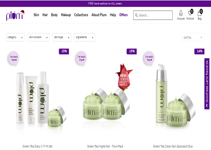 Plum Promo Codes | Coupons | Offers
