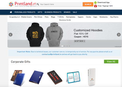 Printland Promo Codes | Coupons | Offers