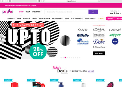 Purplle Promo Codes | Coupons | Offers