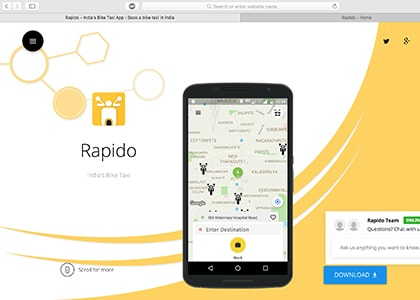 Rapido Promo Codes | Coupons | Offers
