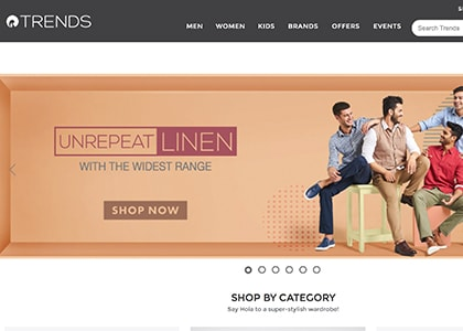 Reliance Trends Promo Codes | Coupons | Offers