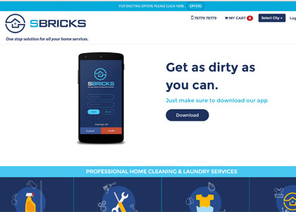 SBricks Promo Codes | Coupons | Offers