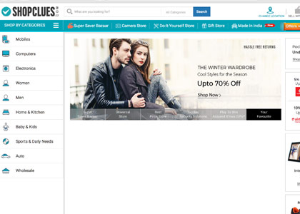 Shopclues Promo Codes | Coupons | Offers