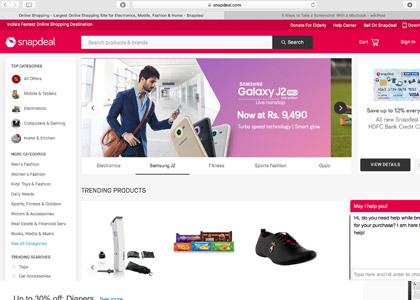 Snapdeal Promo Codes | Coupons | Offers