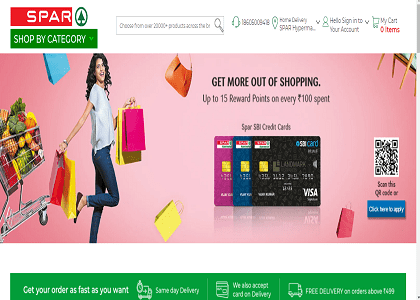SPAR Promo Codes | Coupons | Offers