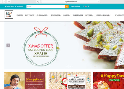 Sugarfree Mart Promo Codes | Coupons | Offers