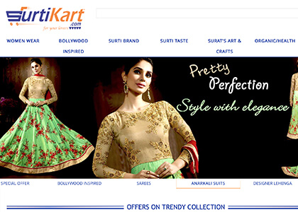 Surtikart Promo Codes | Coupons | Offers