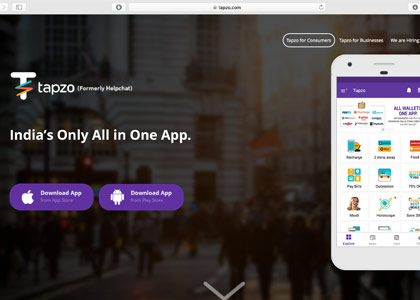 Tapzo Promo Codes | Coupons | Offers