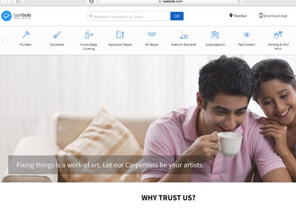 Taskbob Promo Codes   Coupons   Offers
