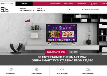 Tata Cliq Promo Codes | Coupons | Offers