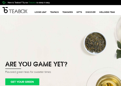 Teabox Promo Codes | Coupons | Offers