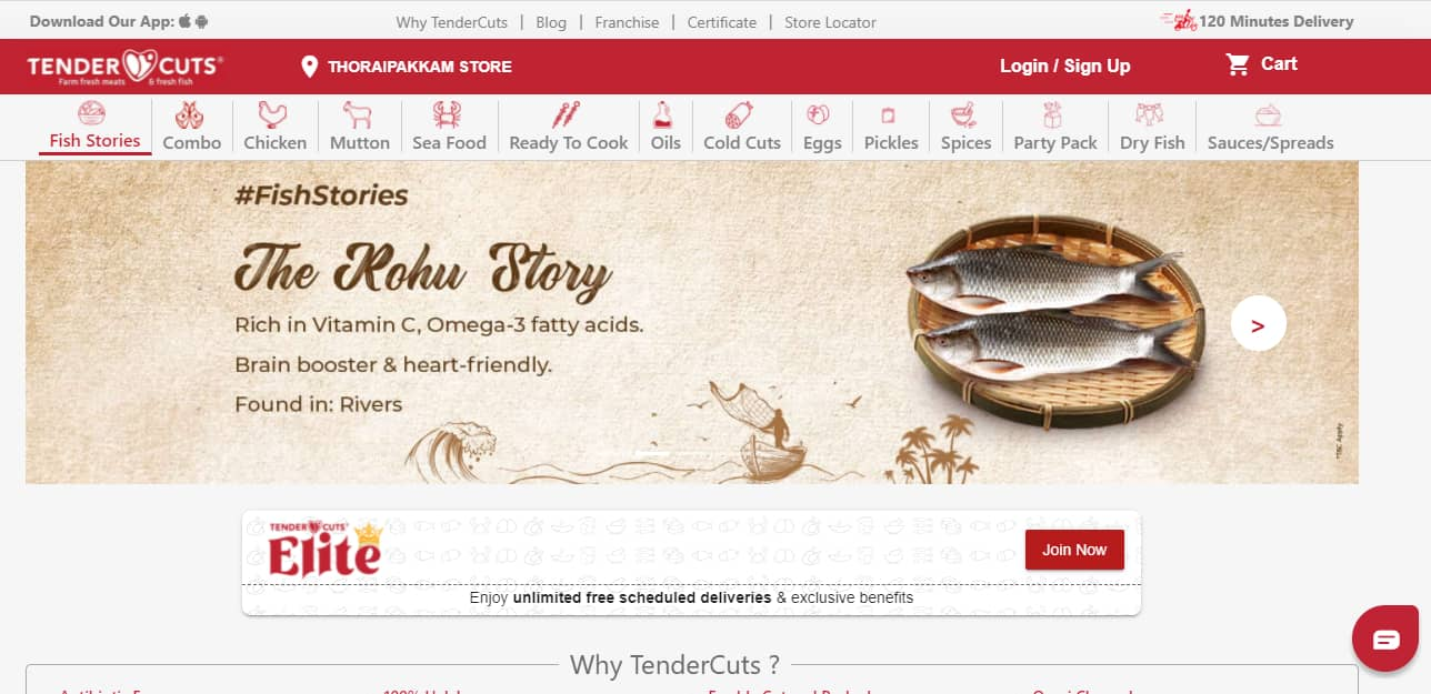 Tender Cuts Promo Codes   Coupons   Offers