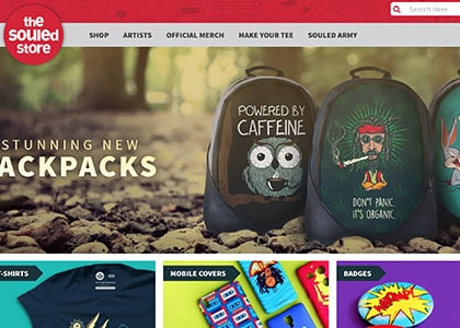 The Souled Store Promo Codes | Coupons | Offers
