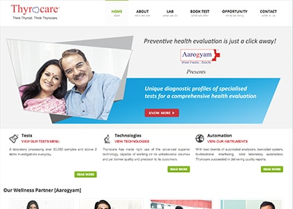 Thyrocare Promo Codes | Coupons | Offers