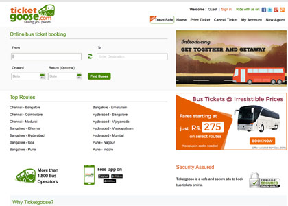 Ticketgoose Promo Codes | Coupons | Offers