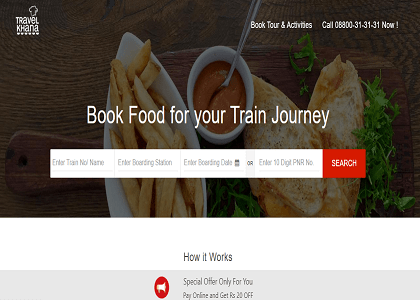 Travelkhana Promo Codes | Coupons | Offers