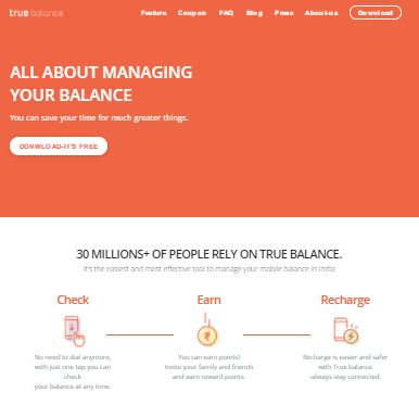 True Balance Promo Codes | Coupons | Offers