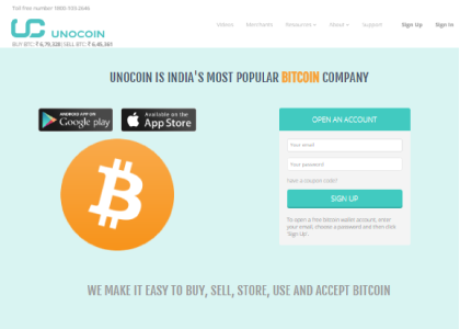 Unocoin Promo Codes | Coupons | Offers