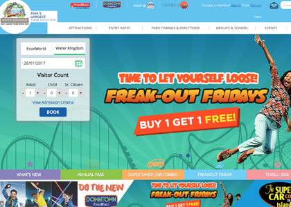Water Kingdom Promo Codes | Coupons | Offers