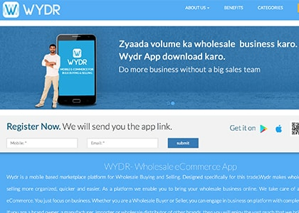 Wydr Promo Codes | Coupons | Offers