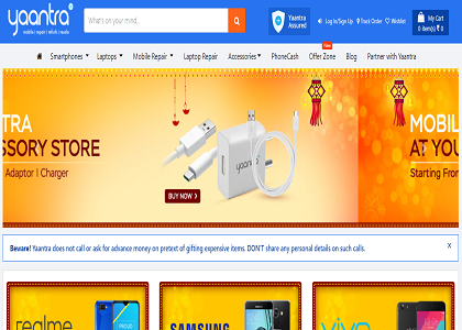 Yaantra Promo Codes | Coupons | Offers