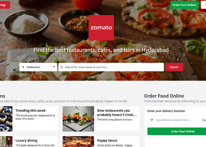 Zomato Promo Codes   Coupons   Offers