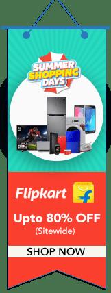 Flipkart Sale