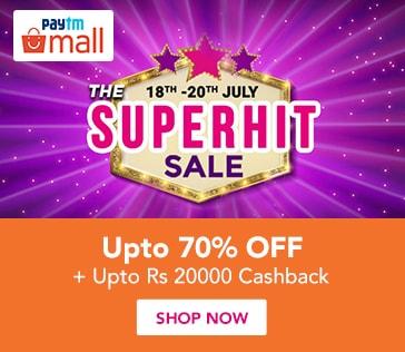 Paytm Mall Super Hit Sale