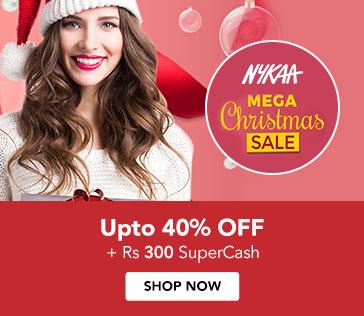 Nykaa Big Christmas Sale