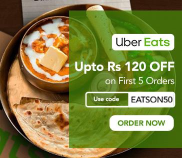Exclusive UberEats Code